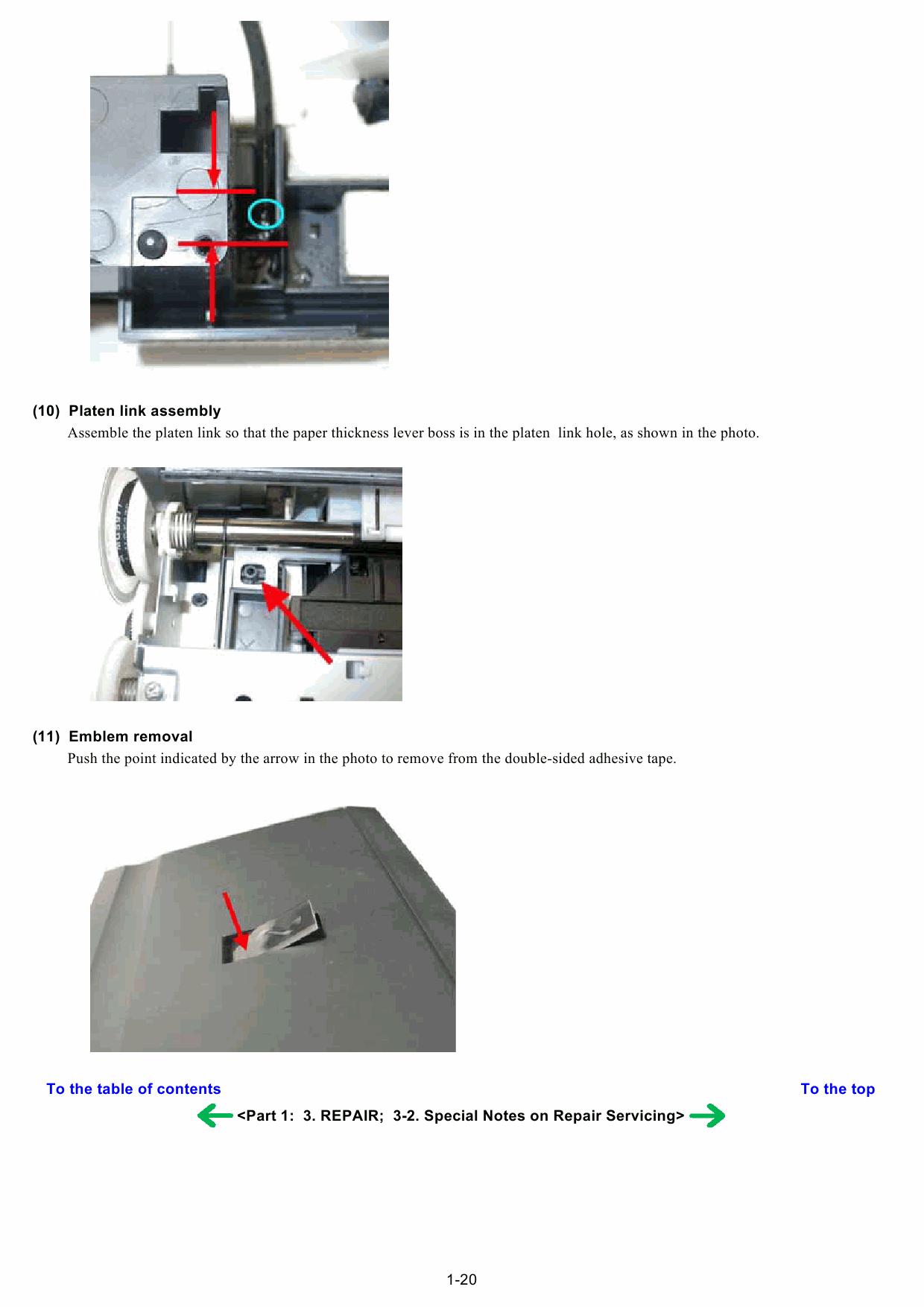 Canon PIXMA MP510 Service Manual-5